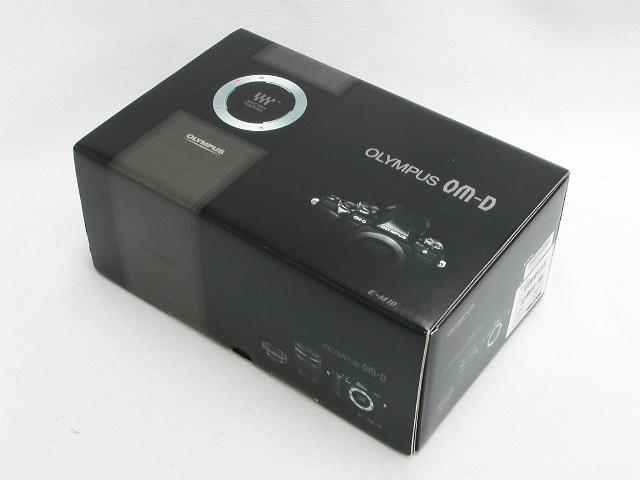 OM-D E-M10  EZ W ZOOM Kit (Black)