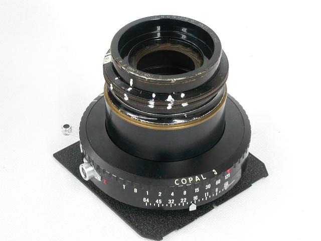 スペンサー・レンズ社 PORT-LAND 9インチ F:4.5