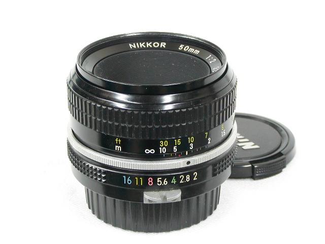 New NIKKOR 50/2