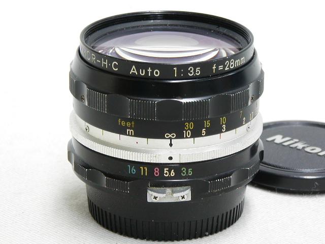 Auto-NIKKOR-H・C  28 / 3.5