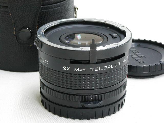 2X  M45 TELEPLUS MC6  (マミヤ645用)