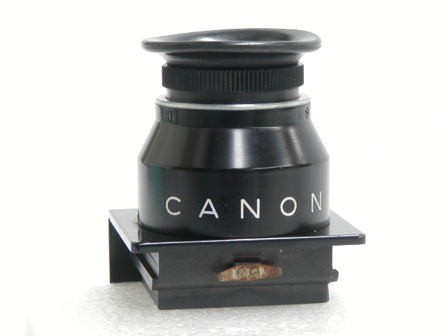 Waist-Level View Finder (for Canonflex)