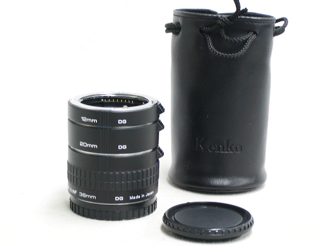 DG EXTENSION TUBE (for SONY α)