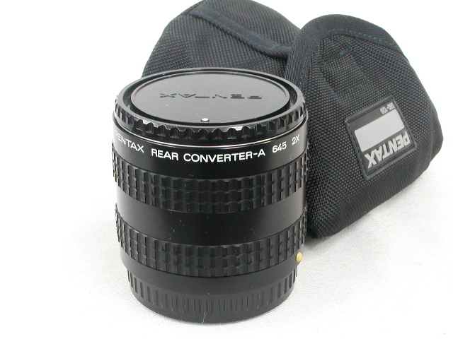 REAR CONVERTER-A 645 2X