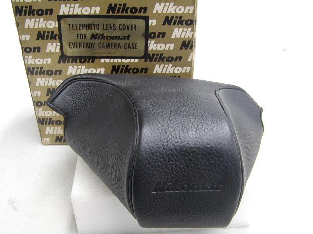 Nikomat用 望遠レンズ用フロントカバー