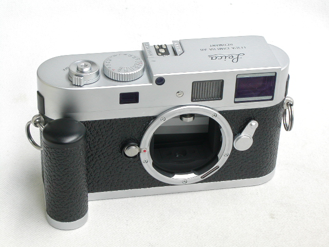 M9-P (Silver)  Body  w/ Grip