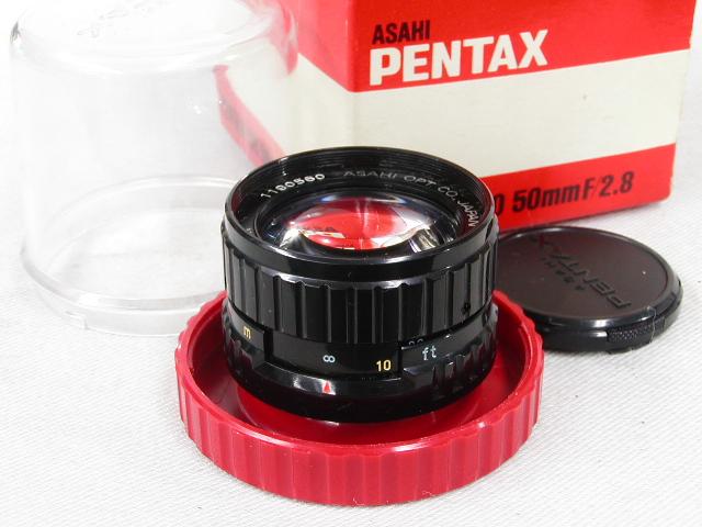 PENTAX-110 50/2.8