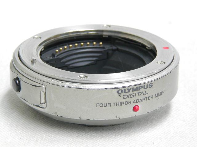 【実用】 Four Thirds Adapter MMF-1