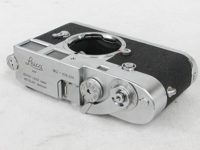 Leica M2 ボディ 初期型 #936220
