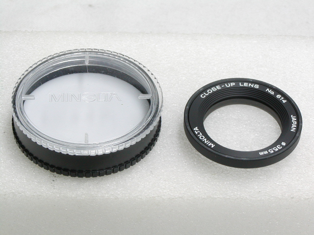 CLOSE-UP LENS No.614 (for SPOTMERTER F)