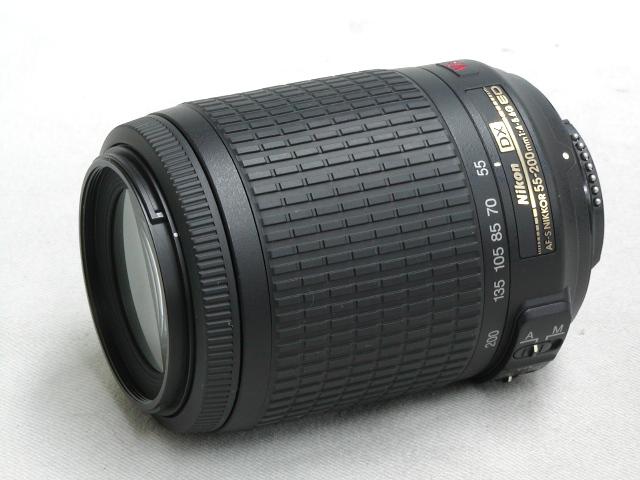 AF-S DX 55-200mm 1:4-5.6G ED VR