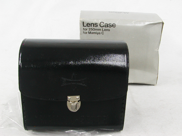 【未使用】Lens Case For 250mm  C用