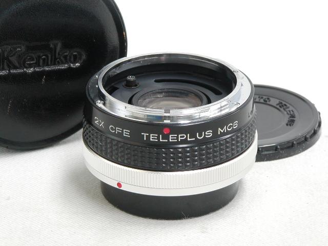 2X CFE TELEPLUS MC6 (キャノンFDマウント)