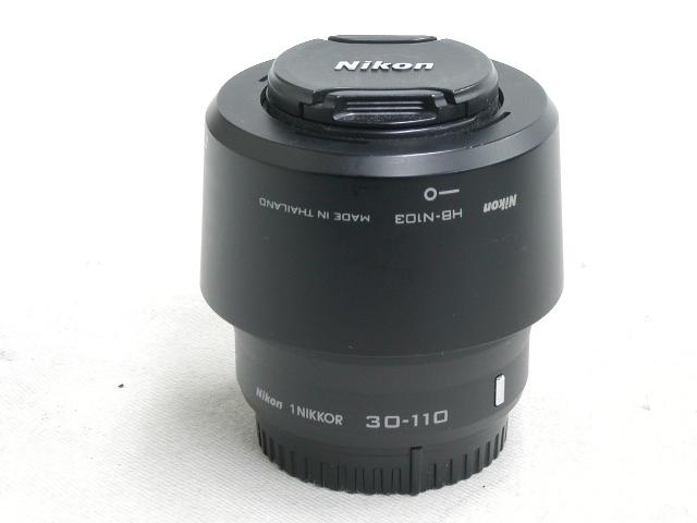 1 NIKKOR 30-110mm 1:3.8-5.6 VR
