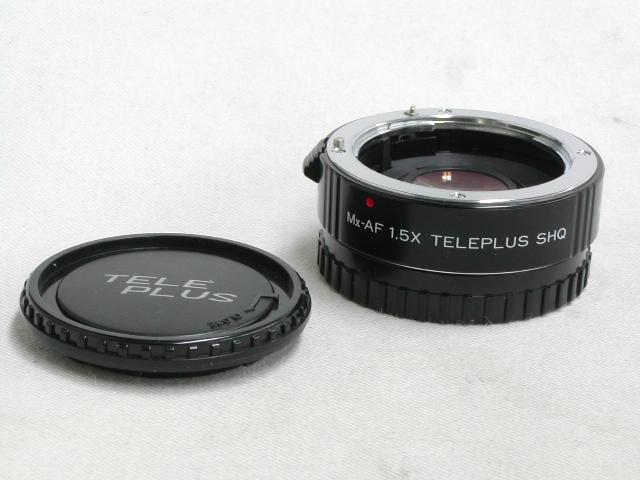 Mx-AF 1.5X TELEPLUS SHQ (for αマウント)