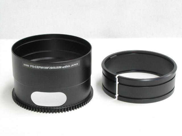 antis Nexus Canon Gear FG-CEFM100F28ISUSM #50350