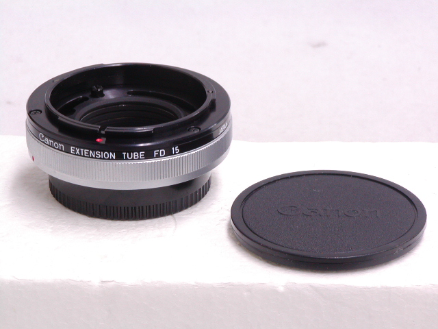 EXTENSION TUBE FD 15
