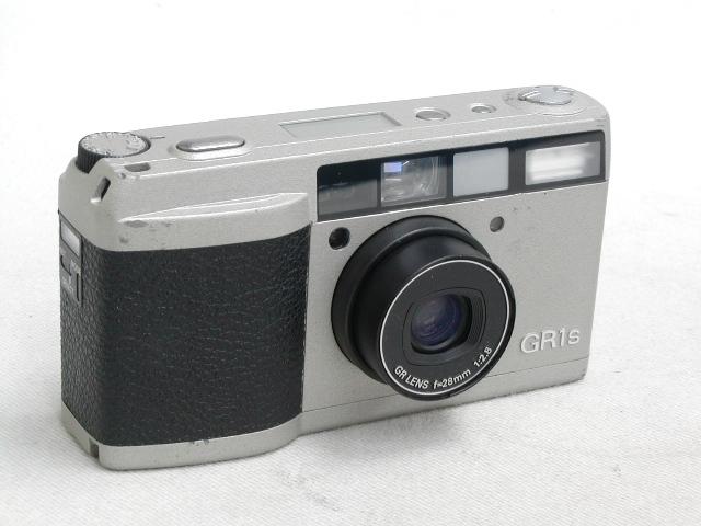 GR1s D (Silver)