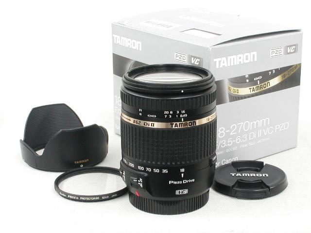 AF 18-270/3.5-6.3Di II VC PZD (B008E) For Canon