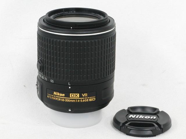 AF-S DX 55-200mm 1:4-5.6G ED VR II