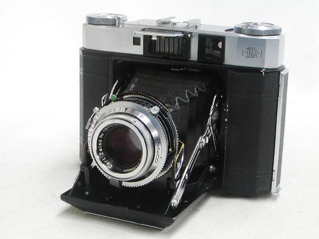 SUPER IKONTA IV 534/16  Tessar 1:3.5 f=75mm