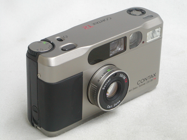 CONTAX T2 (Chome)