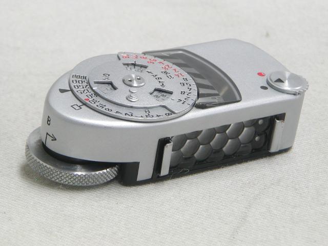 【ジャンク】 Leica-METER MC (後期型)