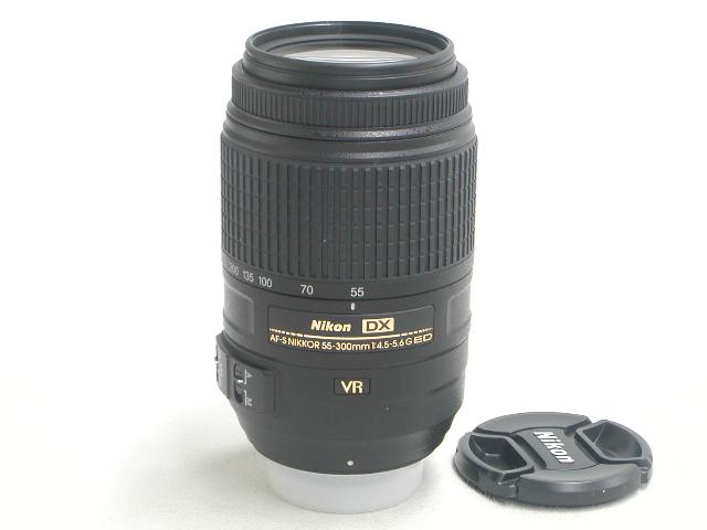 AF-SDX VR 55-300 / 4.5-5.6G ED