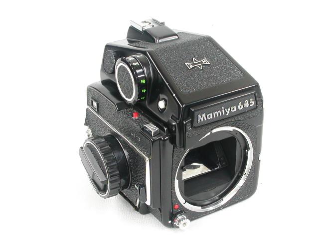M645 ボディ PDSファインダー (220)