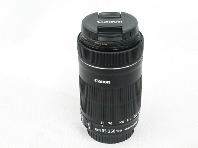 EF-S 55-250mm 1:4-5.6 IS STM /w.EXUS Protecto