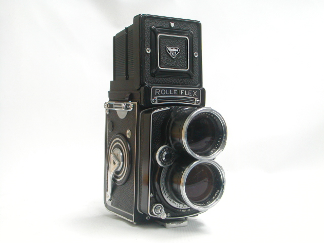 "ROLLEIFLEX  Sonnar 1:4 135mm  ""Tele-Rollei"""