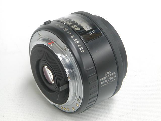 smc PENTAX-FA 28mm 1:2.8 AL