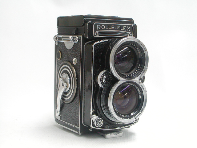 "ROLLEIFLEX Distagon 1:4 f=55mm ""Wide-Rollei"""