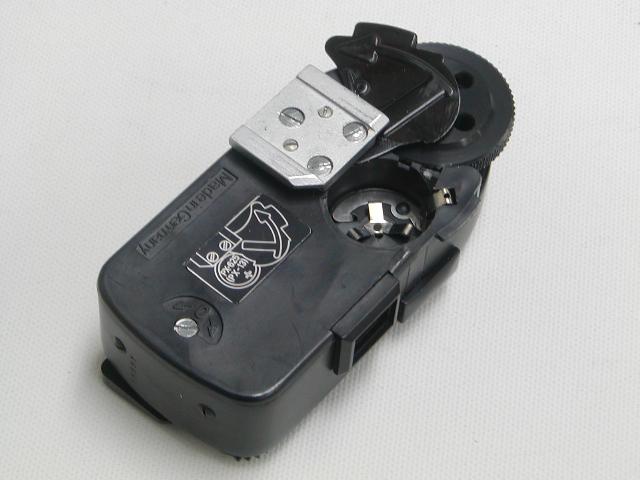【美品】 Leica-METER MR (Black Chome)