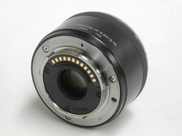 1 NIKKOR  18.5mm 1:1.8