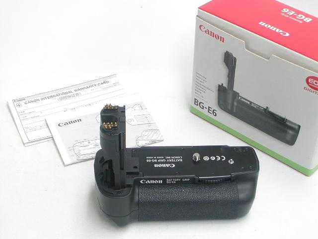 Battery Grip BG-E6 ( for 5D Mark II )