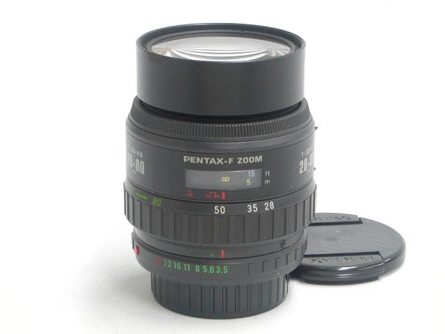 PENTAX-F 28-80 / 3.5-4.5