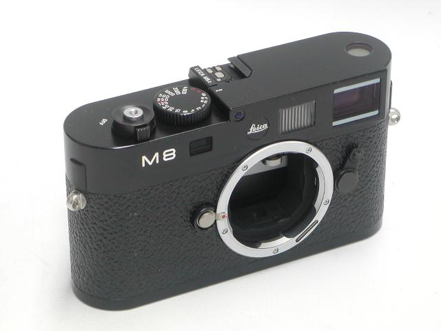 【美品】 LEICA M8.2 (Black)  w/ 予備バッテリー