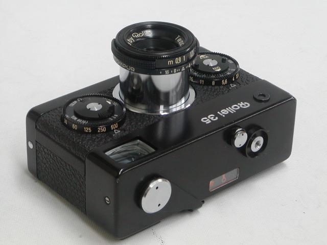 Rollei 35 (Black) Tessar 1:3.5 f=40mm