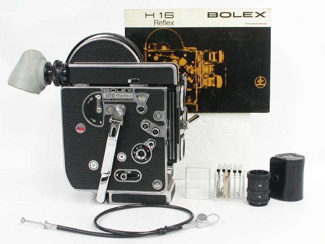 【難あり】BOLEX H16 Reflex ボディ