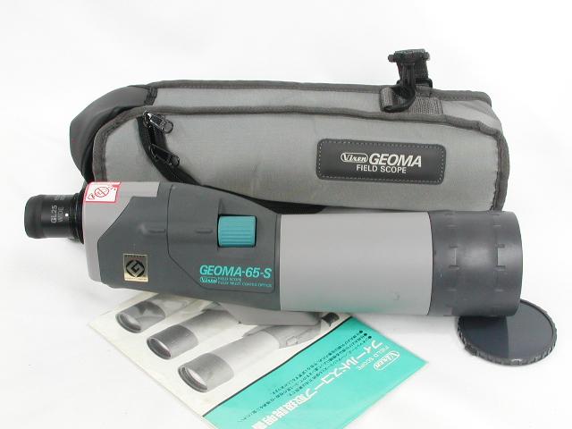 ビクセンGEOMA-65-S GL-25(25X)