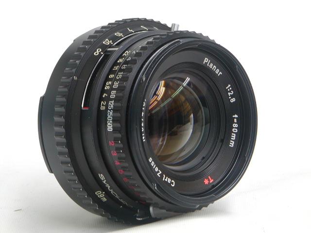C Planar 1:2.8 f=80mm T*