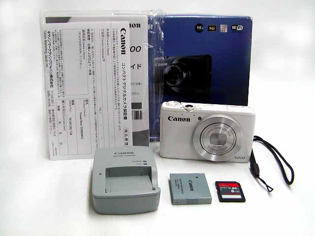 PowerShot S200