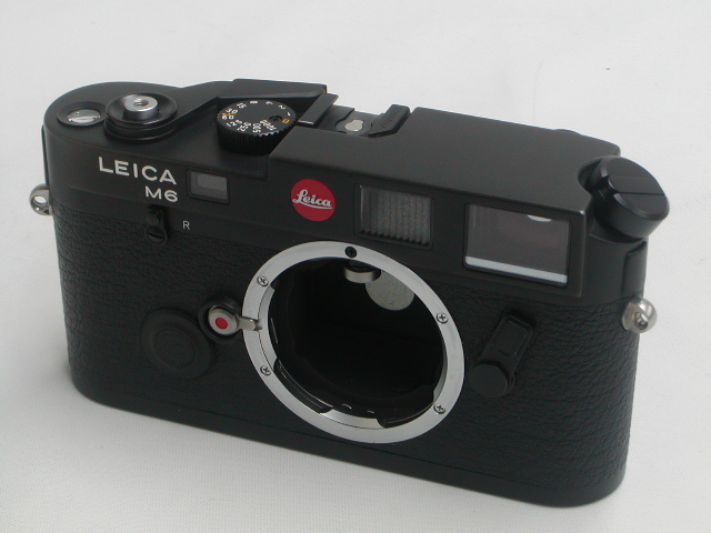 Leica M6 (Black) Body