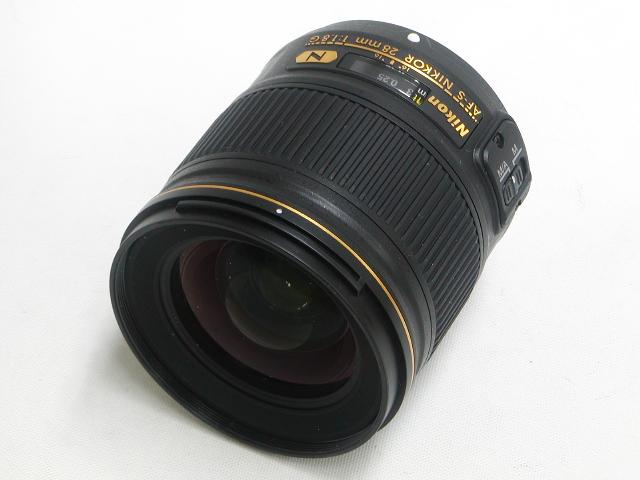 【美品】 AF-S NIKKOR 28mm f/1.8 G 〈N〉