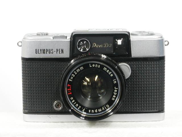 【難あり】PEN D3 32mmF1.7