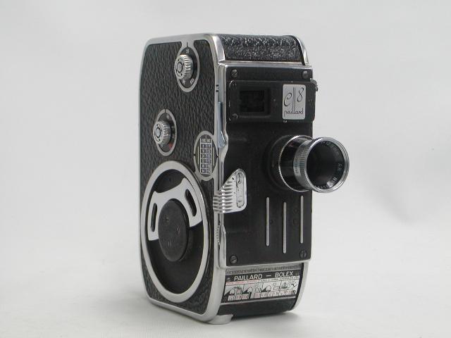 PAILLARD-BOLEX C8  YVAR 1:2.5 f=12.5mm