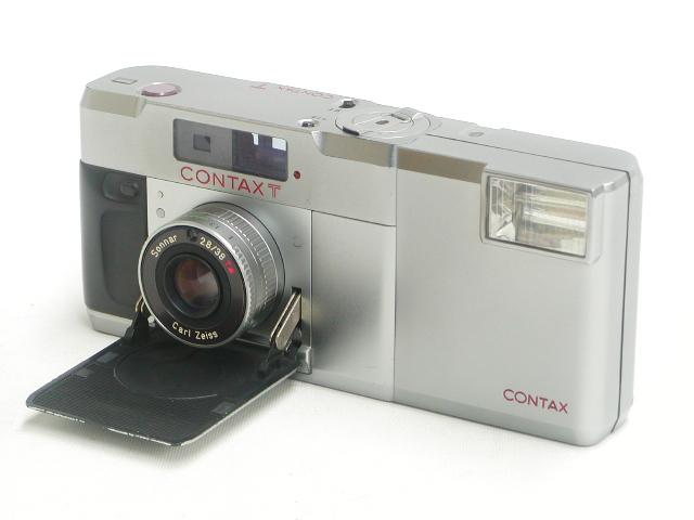 CONTAX T  Sonnar 2.8/38 T* w/ T14 AUTO