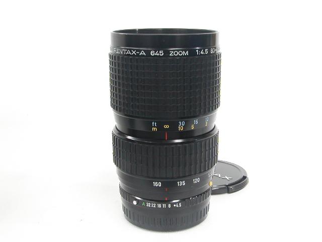 SMC PENTAX-A645 80-160/4.5