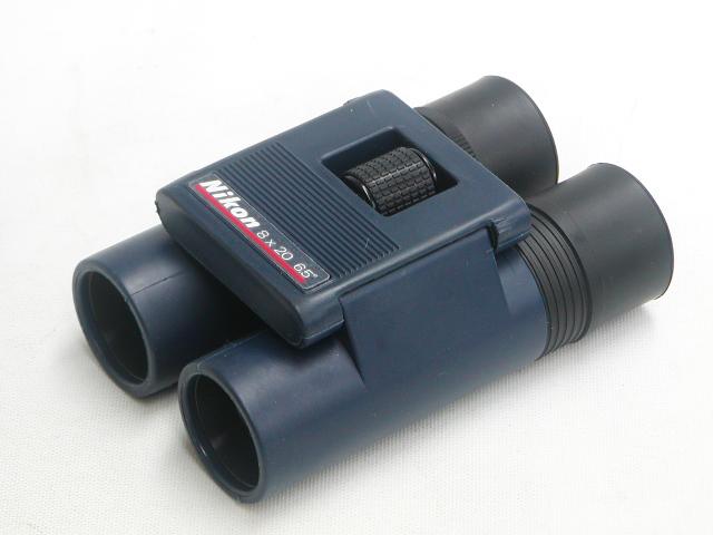 8x20 6.5° コンパクト双眼鏡